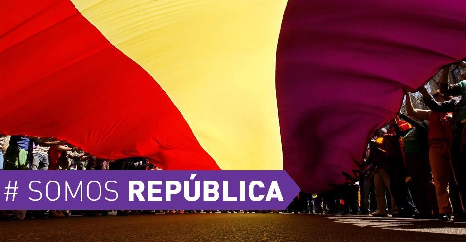 """@SomosRivas: """"En #Rivas también Somos República porque Somos Memoria"""" #14deAbril http://t.co/UPS8NvFEHz"""