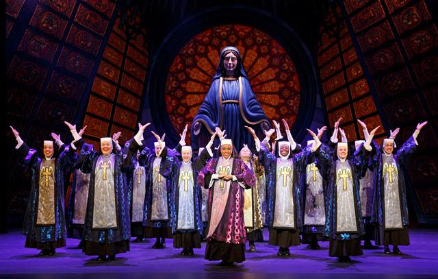 Sister Act Tour Sisteracttour Twitter
