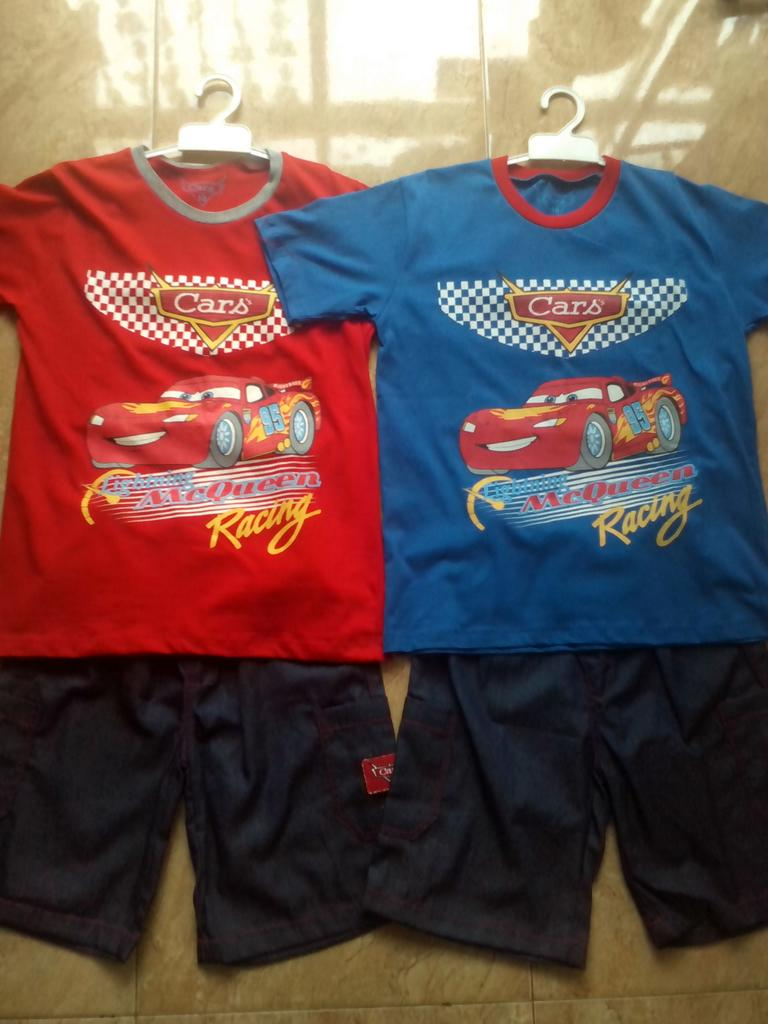 Stelancars Hashtag On Twitter Baju Overall Mqueen