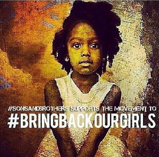RT @sonsandbros: Today marks one year since over 200 school girls were abducted in Nigeria. We have not forgotten! #BringBackOurGirls http:…