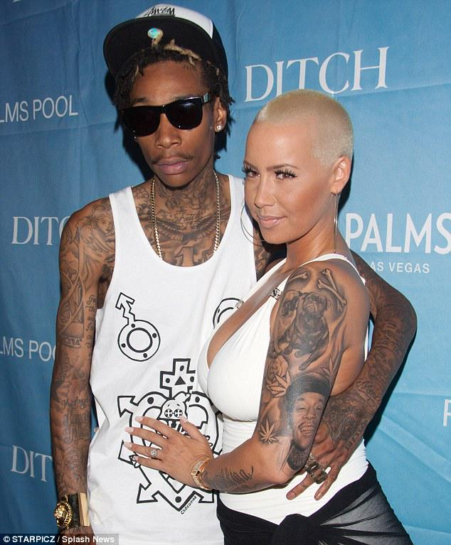 RT @GlobalGrind: Reunited? This is where Amber Rose and Wiz Khalifa's relationship stands http://t.co/KYPBTFlHbX http://t.co/f5vcd3g3g0