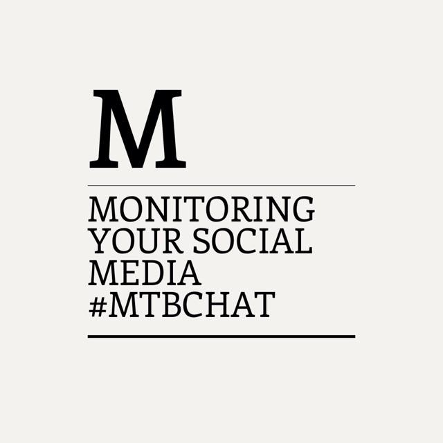 Blog chat at 21CET about monitoring your site and social media. Will you join @lauraenjames and me? #MTBchat http://t.co/5LQOTtiZpZ