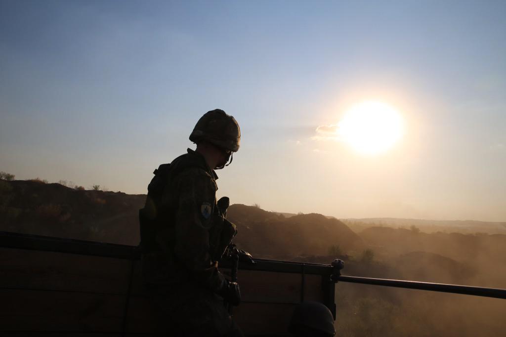 Российские военные инструкторы тренируют боевиков на Донбассе, - Пентагон - Цензор.НЕТ 1068