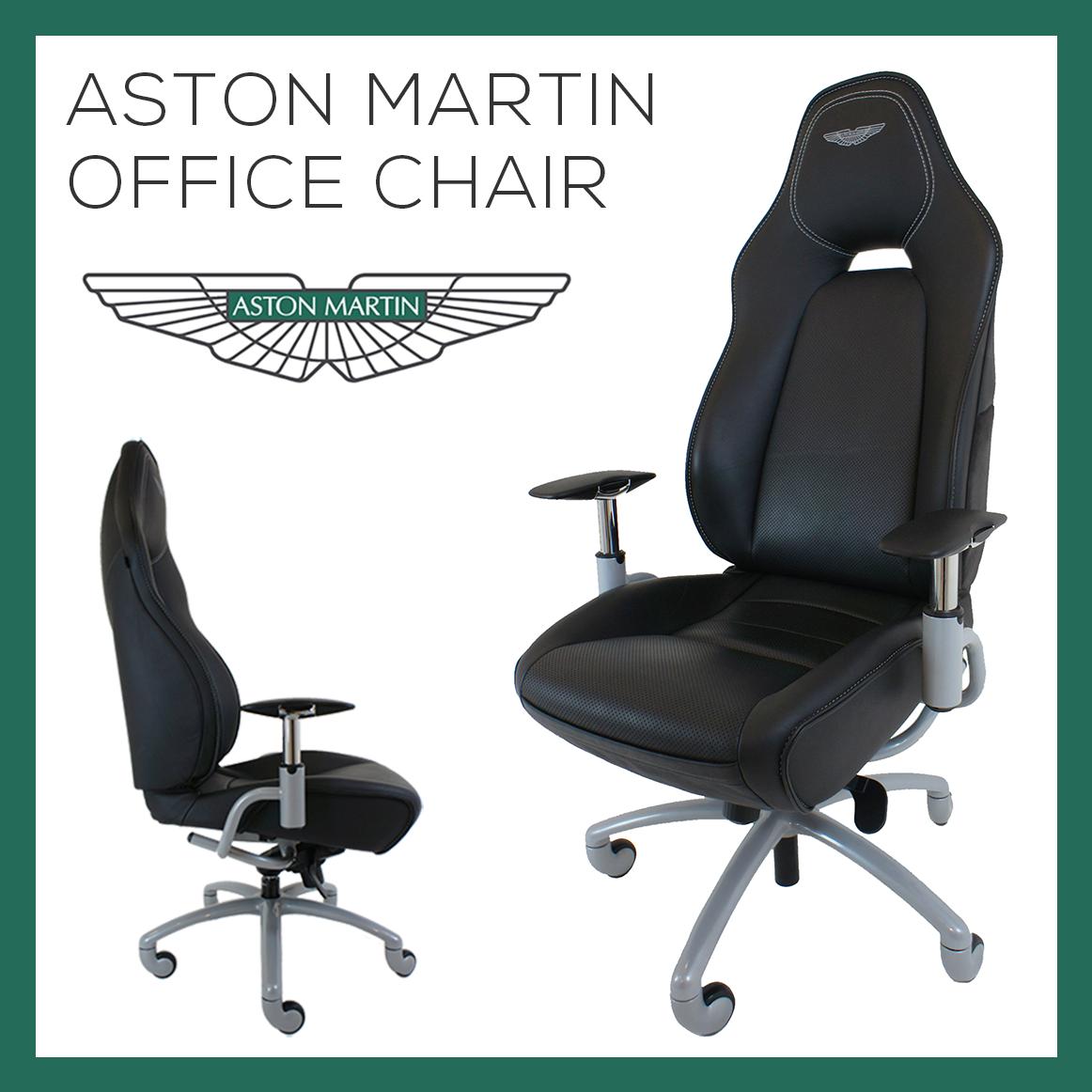 Seats Of Power On Twitter Aston Martin Office Chair 1500