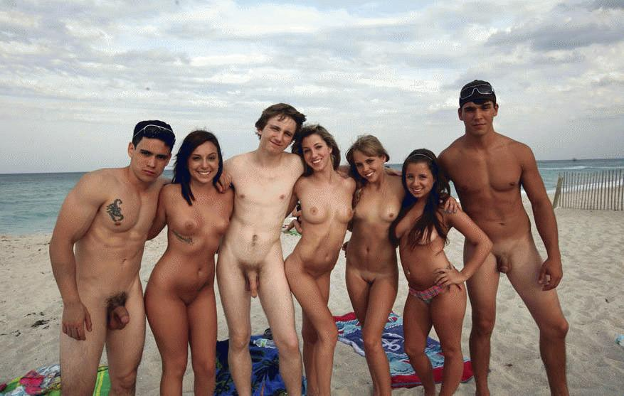 Haulover beach nude couples