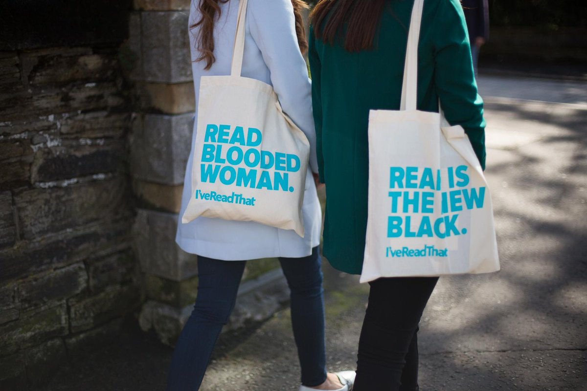 We're giving away our fantastic totes to celebrate our launch! Simply RT and follow us to enter the draw! #win #LBF15 http://t.co/qulN9eHzB1