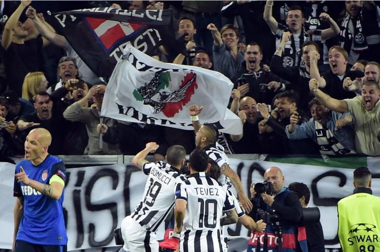 VIDEO JUVENTUS-Monaco 1-0, risultato deciso da un calcio di rigore (moviola)
