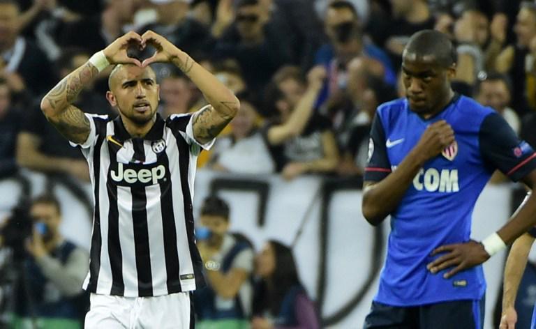 VIDEO Juventus-Monaco 1-0 gol su rigore di Vidal, moviola fallo su Morata