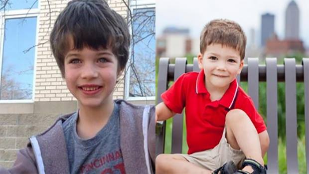 Search still on for 5y.o. Frederick Schuurmann and 3y.o. Isaac Schuurmann in Johnston, IA. RT to share. http://t.co/aZNiWCPi2B