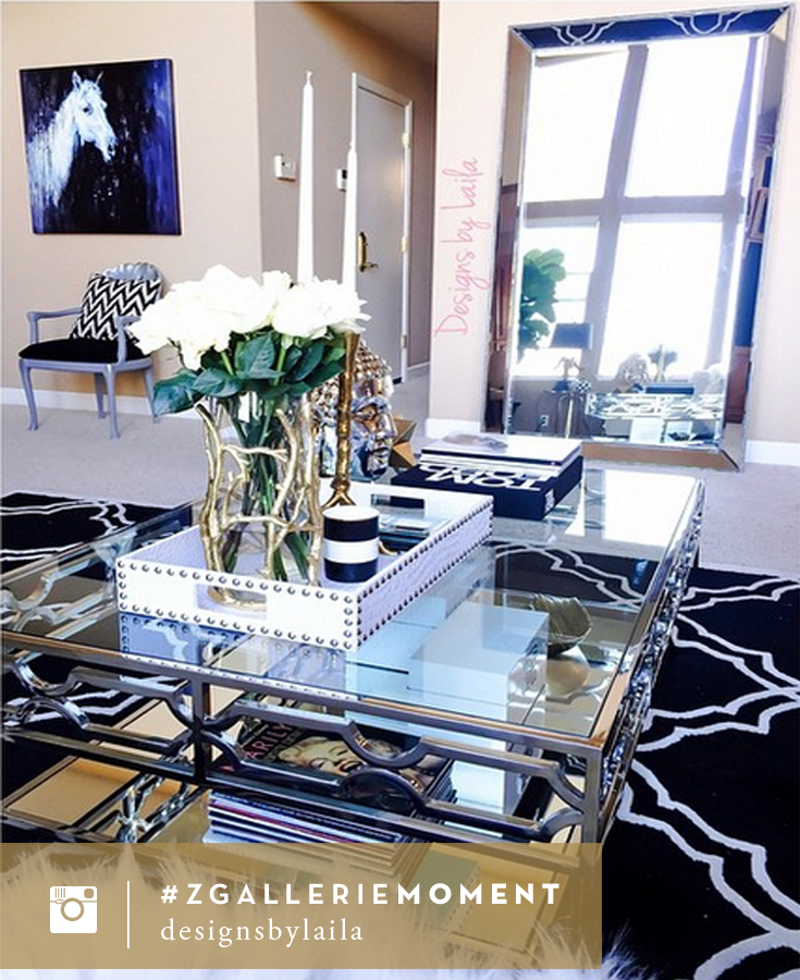 Z gallerie on twitter zgalleriemoment designs by laila for Z gallerie living room ideas
