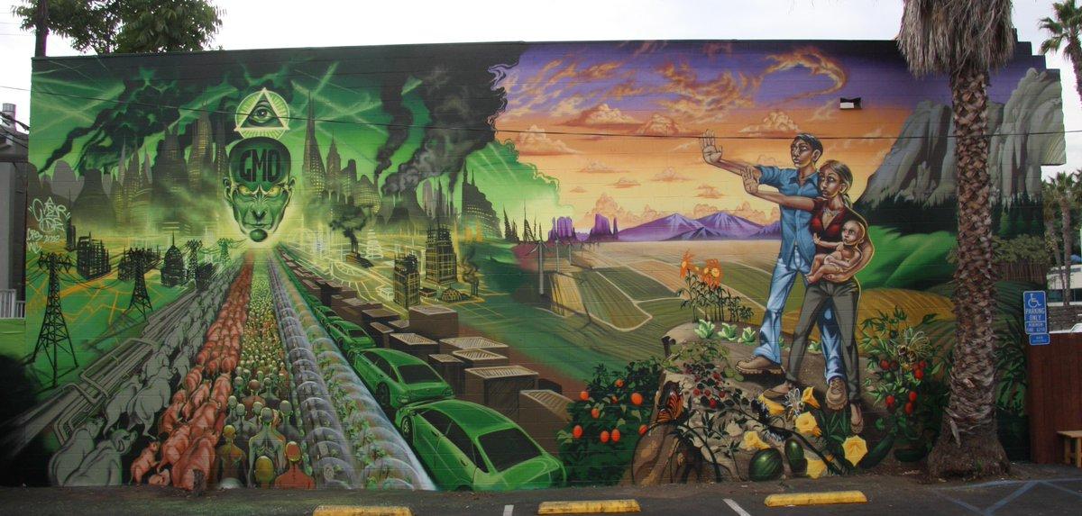 El Salvador Farmer's Resistance defeat Monsanto by refusing their GMO seeds, kicks them out! http://t.co/eNUvBz1qIc http://t.co/CnjbGGNWRl