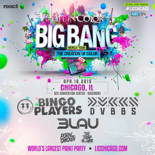 THIS SATURDAY!  @lictour World's Largest Paint Party! @bingoplayers @DVBBS @3LAU + more! http://t.co/GPUvnZoA7b  #LIC http://t.co/gDiTNJvMrd