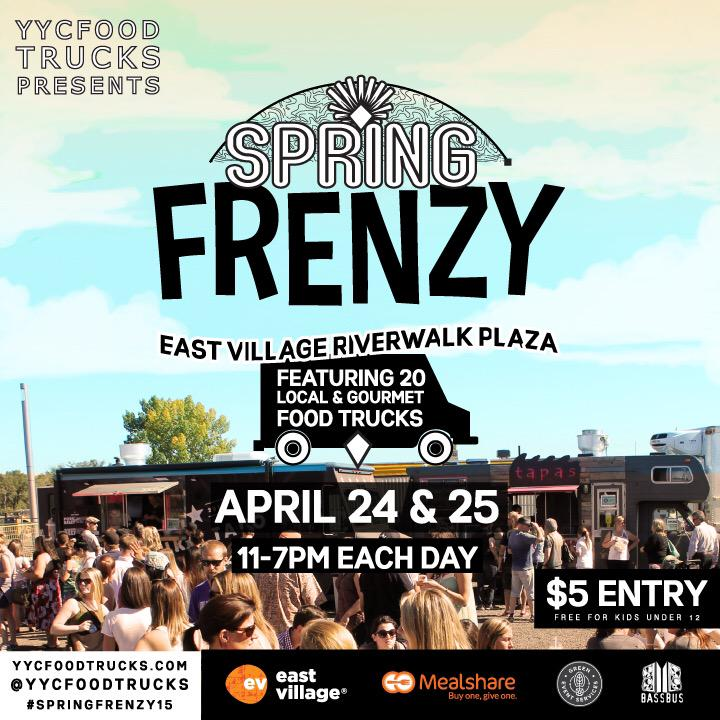 Now who's ready?! #SpringFrenzy15 #YYC http://t.co/aqumKweiVt