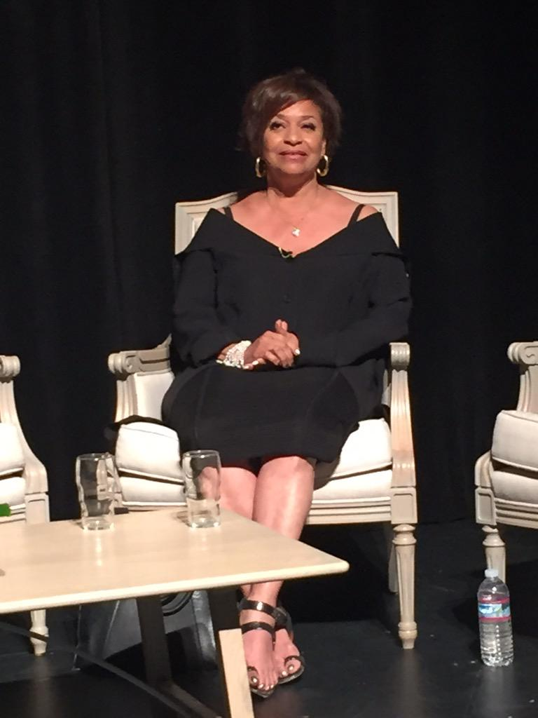 Debbie Allen: The arts is on life support in most neighborhoods. http://t.co/WHJxUqU9Fz