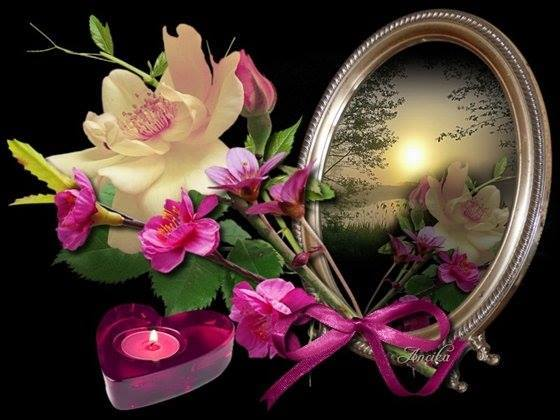 Image result for blessing flowers gif