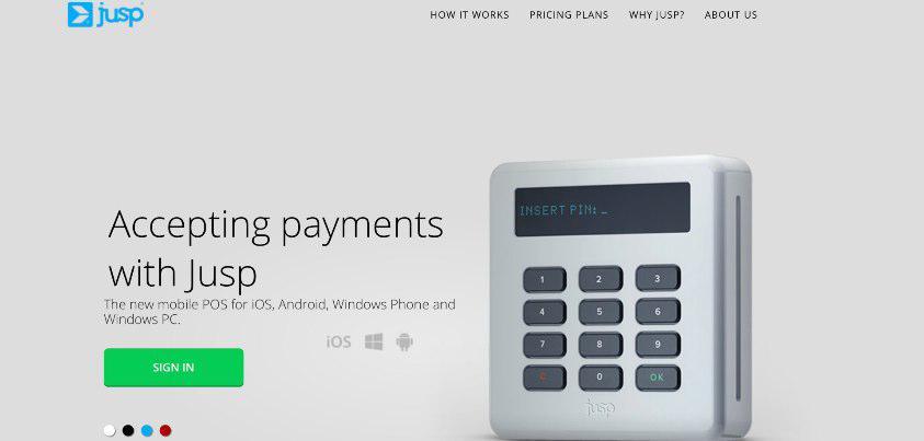 Jusp e il suo innovativo sistema di POS mobile finalista a EIT Awards 2015