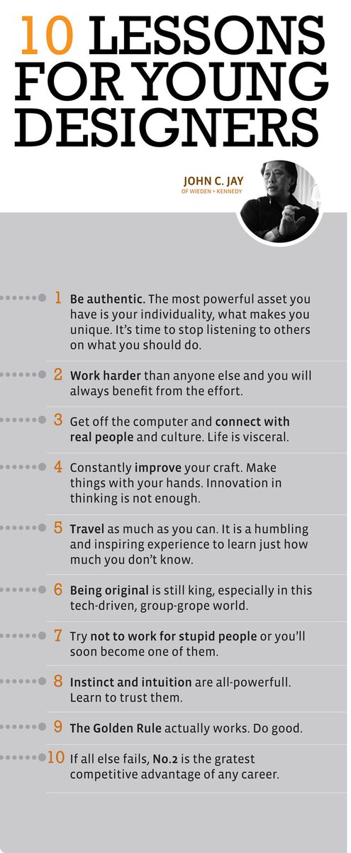 Top Tips #inspiring #design #desent15 http://t.co/86g58IUJHu