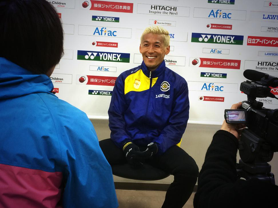Чемпионат японии касива касима