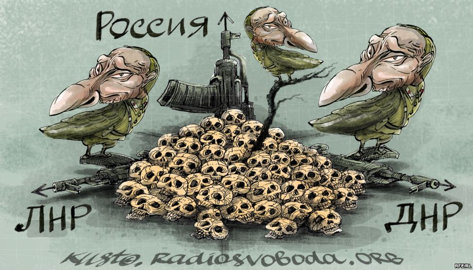 В ходе боя возле Песок украинские воины уничтожили ББМ и две единицы автотранспорта террористов, - ИС - Цензор.НЕТ 8884