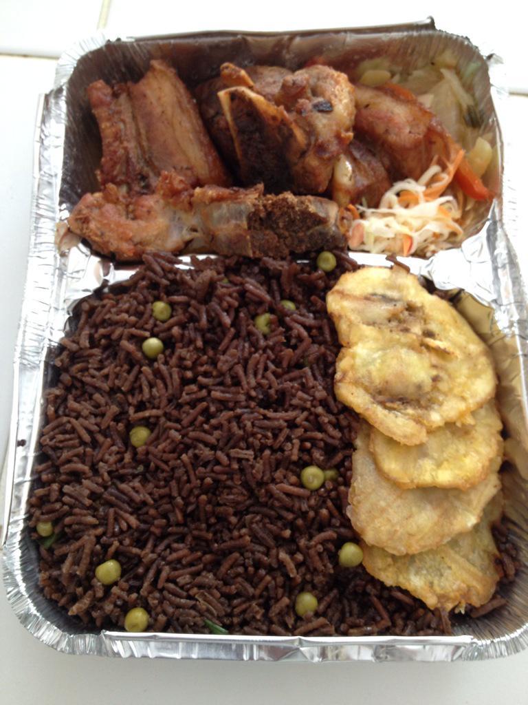 Jahjah Richardson On Twitter Le Fameux Griot Haitien La Cuisine