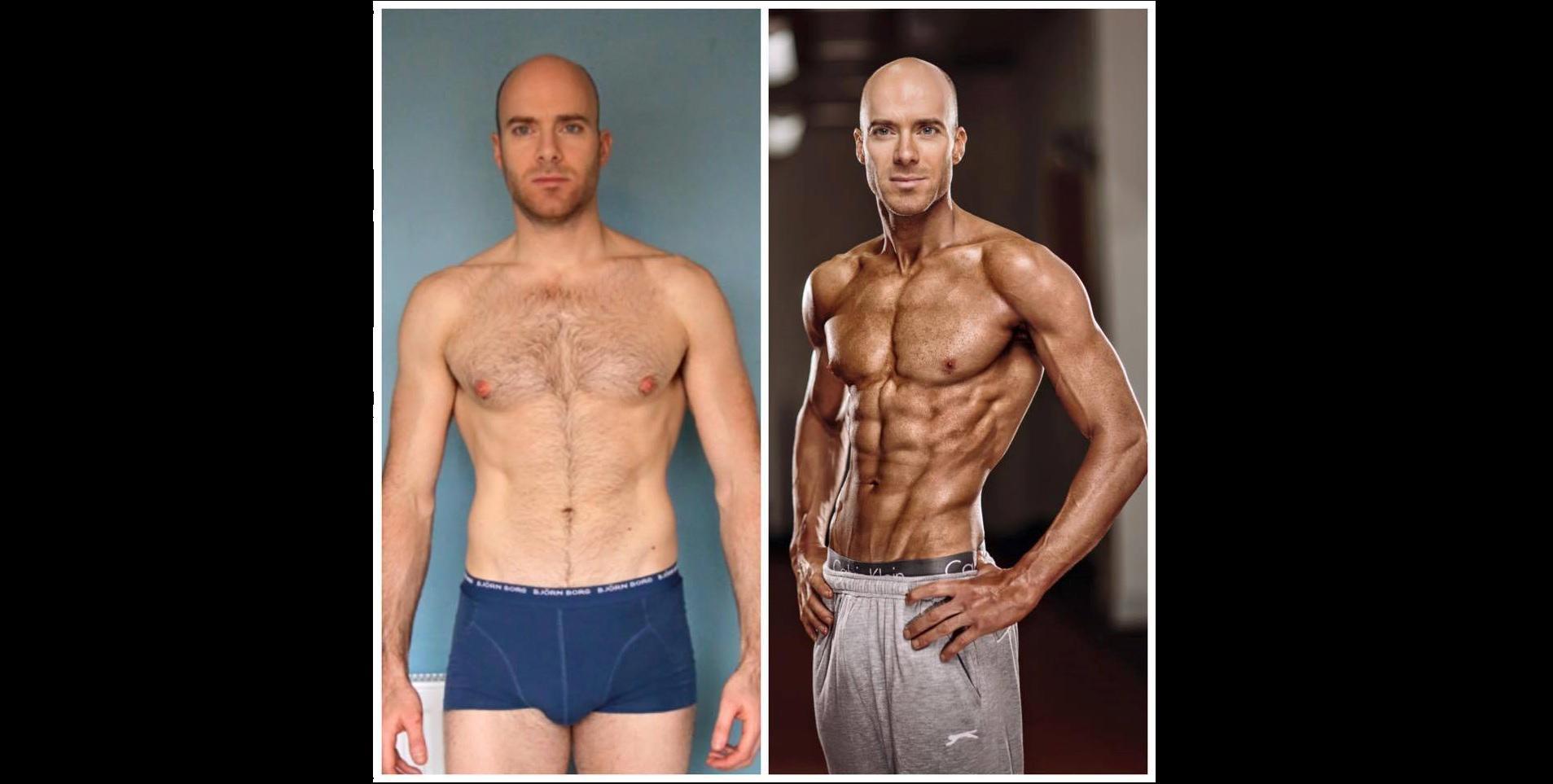 ectomorph steroids transformation