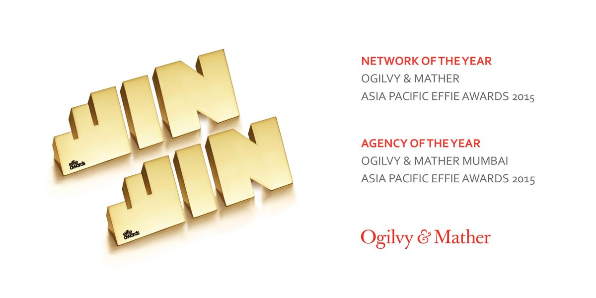 Creative + Effective. Nothing else matters. @APACEffieAwards @Ogilvy http://t.co/9RNLxE1nJC
