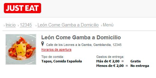 Nos lo estabais pidiendo y aquí lo tenemos #leoncomegamba a domicilio. http://t.co/57lzsZ56zP