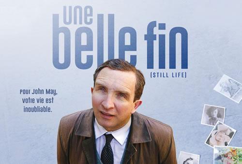"""RT @Citazine Gros coup de cœur pour """"Une belle fin"""" ce mercredi au #cinéma. Un film tendre, sensible et profondément humain."""