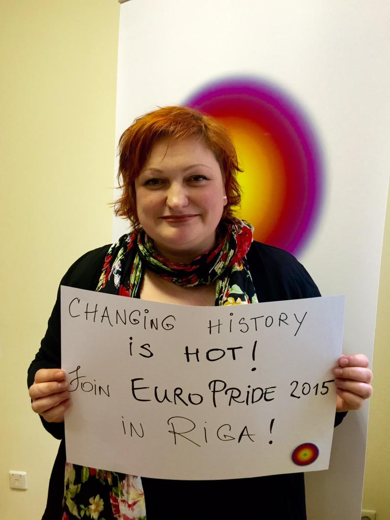 Act as if what you do makes a difference. Because it does! http://t.co/eQX9rm3k6y #EP15Riga @europrideriga http://t.co/oVjsgpJfFC