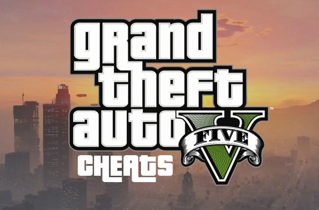GTA 5 - Cheats für die PC-Version - Alle Codes für Unsterblichkeit, Waffen und Fahrzeuge