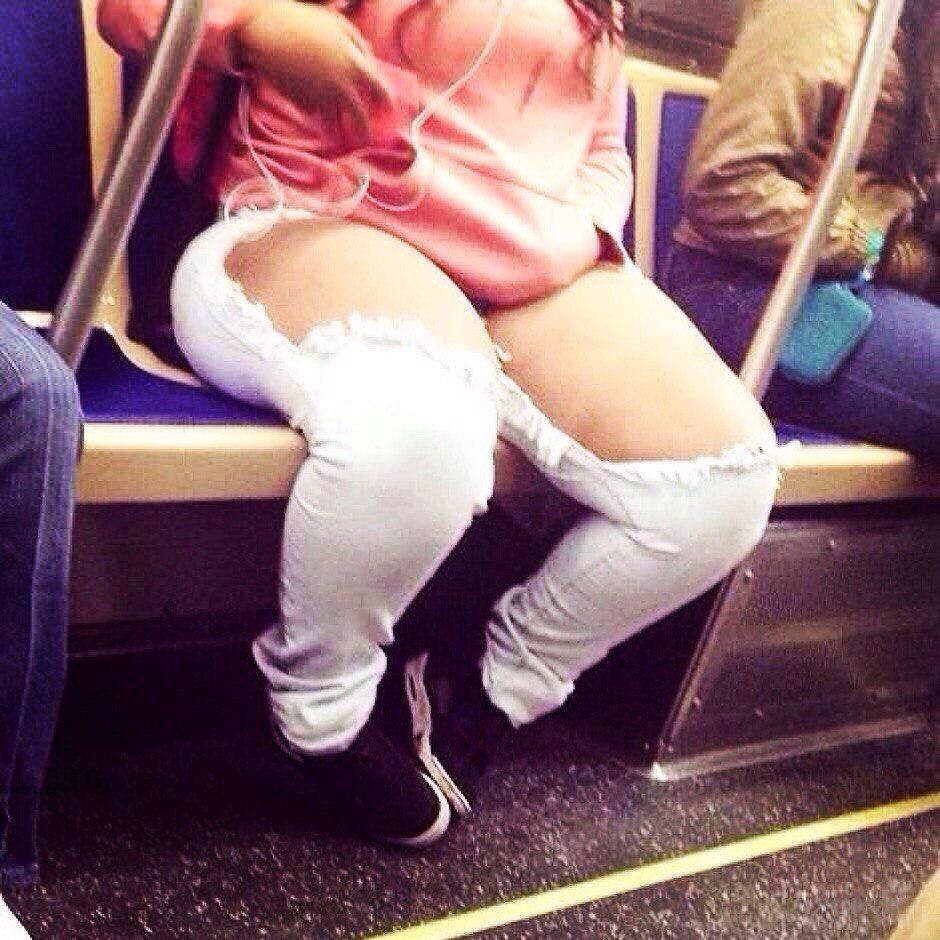 Фото, картинки приколы девушки в джинсах