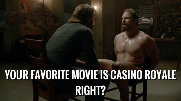 Casino royale castration / Slots jungle terms
