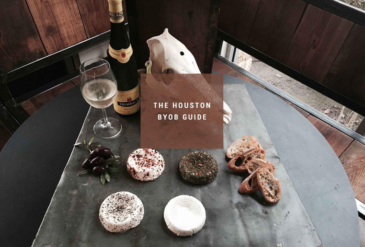 60 Places to BYOB in Houston: http://t.co/1gXhjKhGJp http://t.co/BFjnBeUt4T
