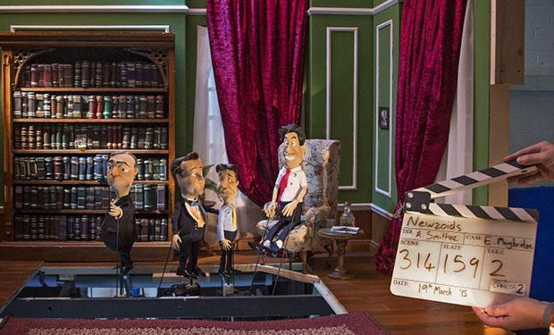 Tonight's the night for  @Newzoids - new puppet animation show from my little company, Citrus. Please watch! 9pm ITV1 http://t.co/GRmULWyOkD