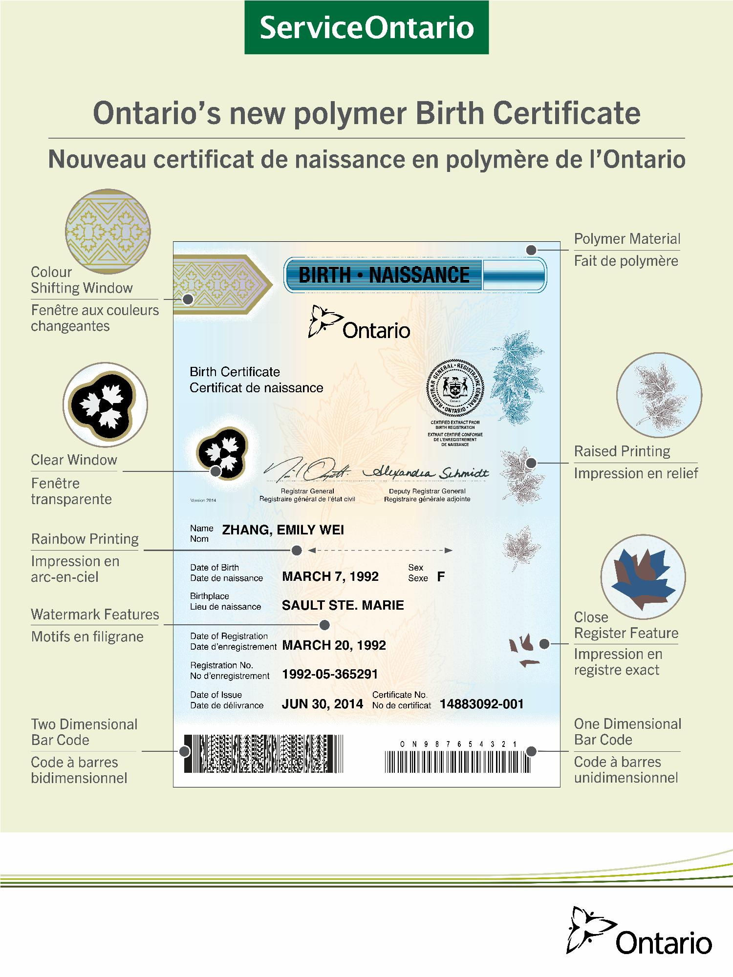 David orazietti on twitter ontarios new more secure birth david orazietti on twitter ontarios new more secure birth certificates are in circulation starting today learn more httptdgusihjz18 aiddatafo Image collections