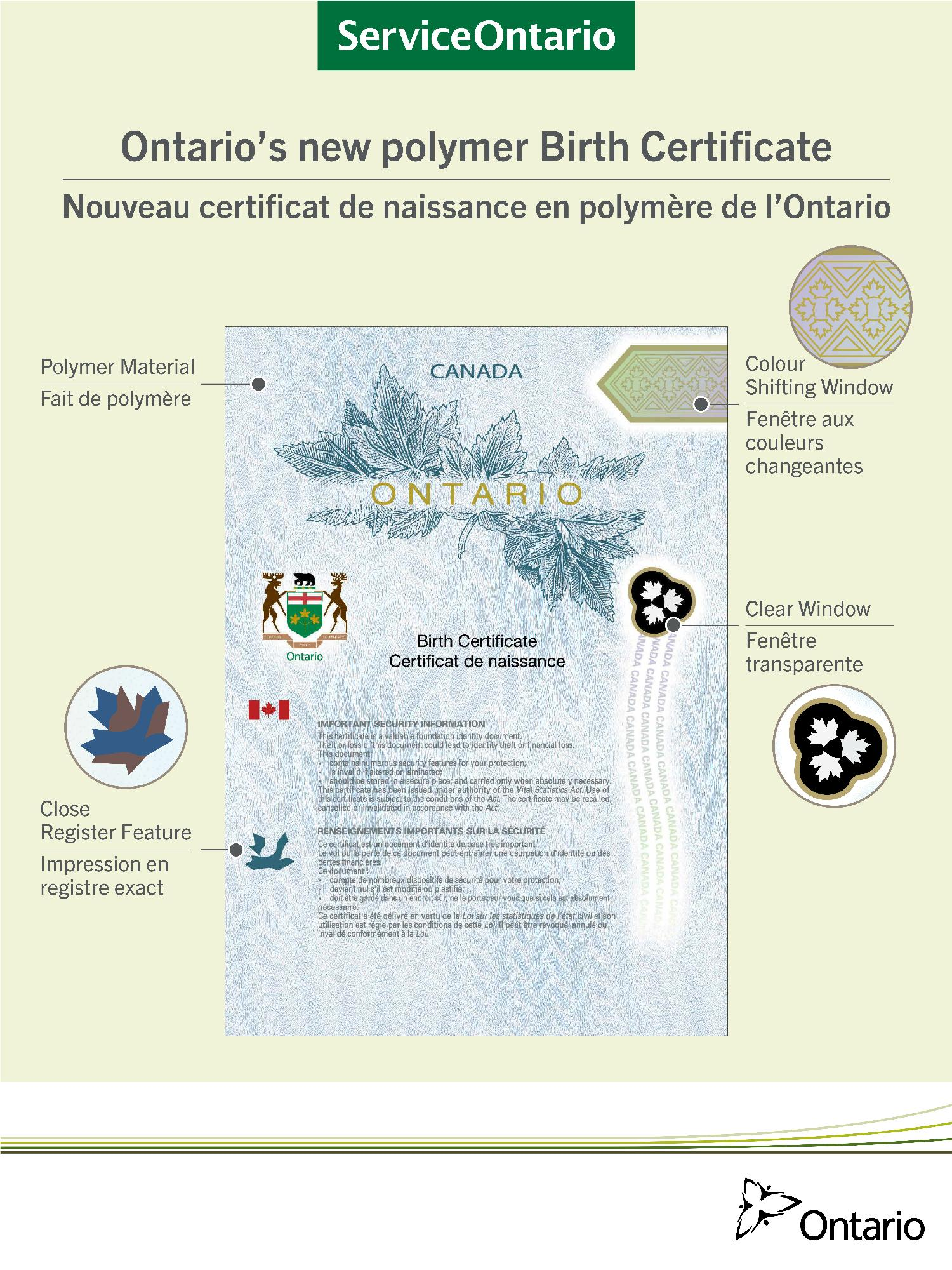 David orazietti on twitter ontarios new more secure birth david orazietti on twitter ontarios new more secure birth certificates are in circulation starting today learn more httptdgusihjz18 aiddatafo Choice Image
