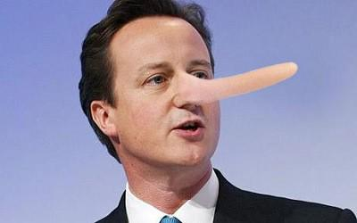 """@WellyTopping: ""I love the NHS"" - David Cameron """