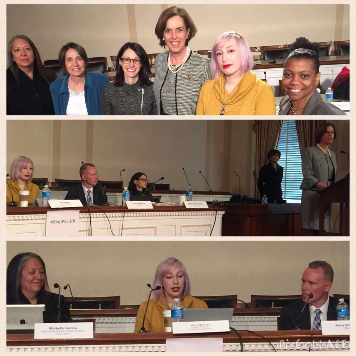 Domestic violence task force calls GamerGate a 'hate group' at congressional briefing