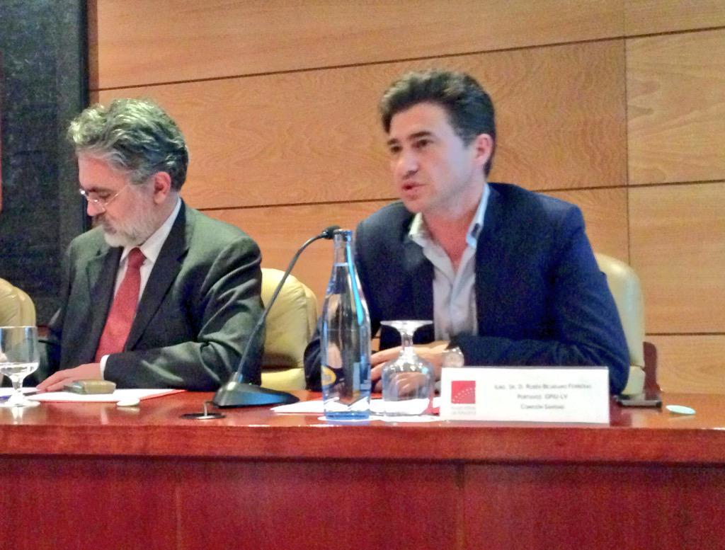 .@ruben_bejarano en el acto @FEDER_ONG Madrid recuerda l s dificultades socioeconómicas de las familias con ER http://t.co/TqJefpVWGZ