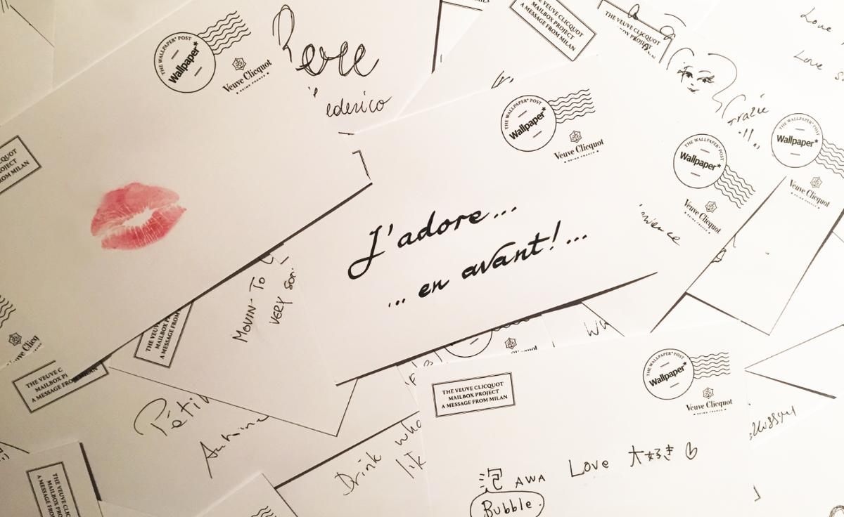 Wallpaper Handmade Veuve Clicquot Re Creation Awards