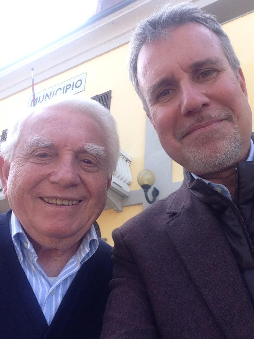 Gerardo greco on twitter elio panozzo 89 ultimo partigiano di salussola rifarei tutto da - Tutto da capo gemelli diversi ...