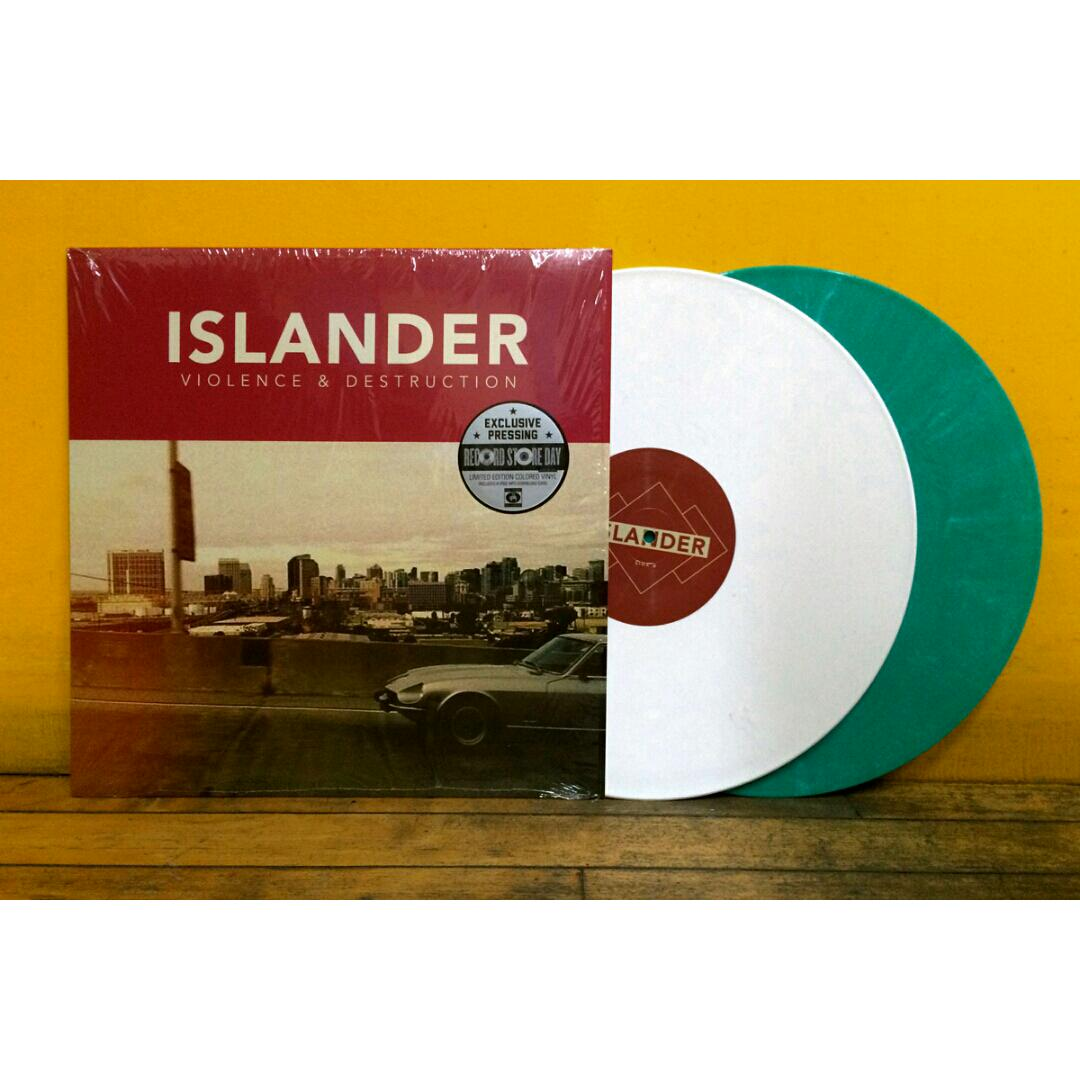 Lookout Limited Edition Islander Band