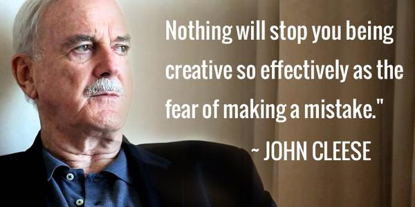 Mr Cleese has it right. http://t.co/IsOJR4hJeh