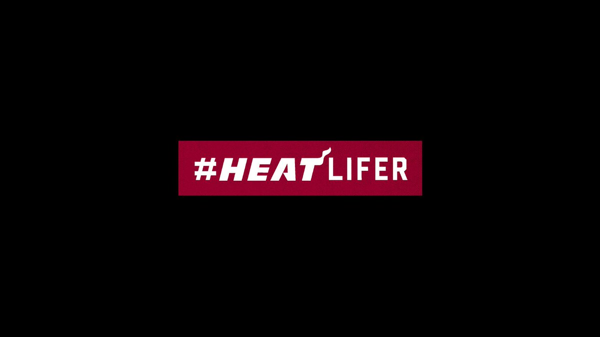 And don't get it twisted... Ups & Downs, but I'll always be one thing, and that's a #HEATlifer. Love This Team! http://t.co/tIdhR0zo4d