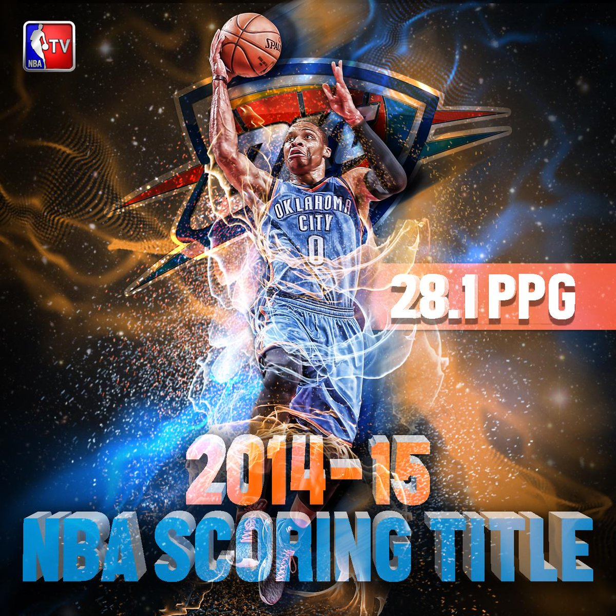 "NBA TV On Twitter: ""Russell Westbrook Wins The NBA Scoring"
