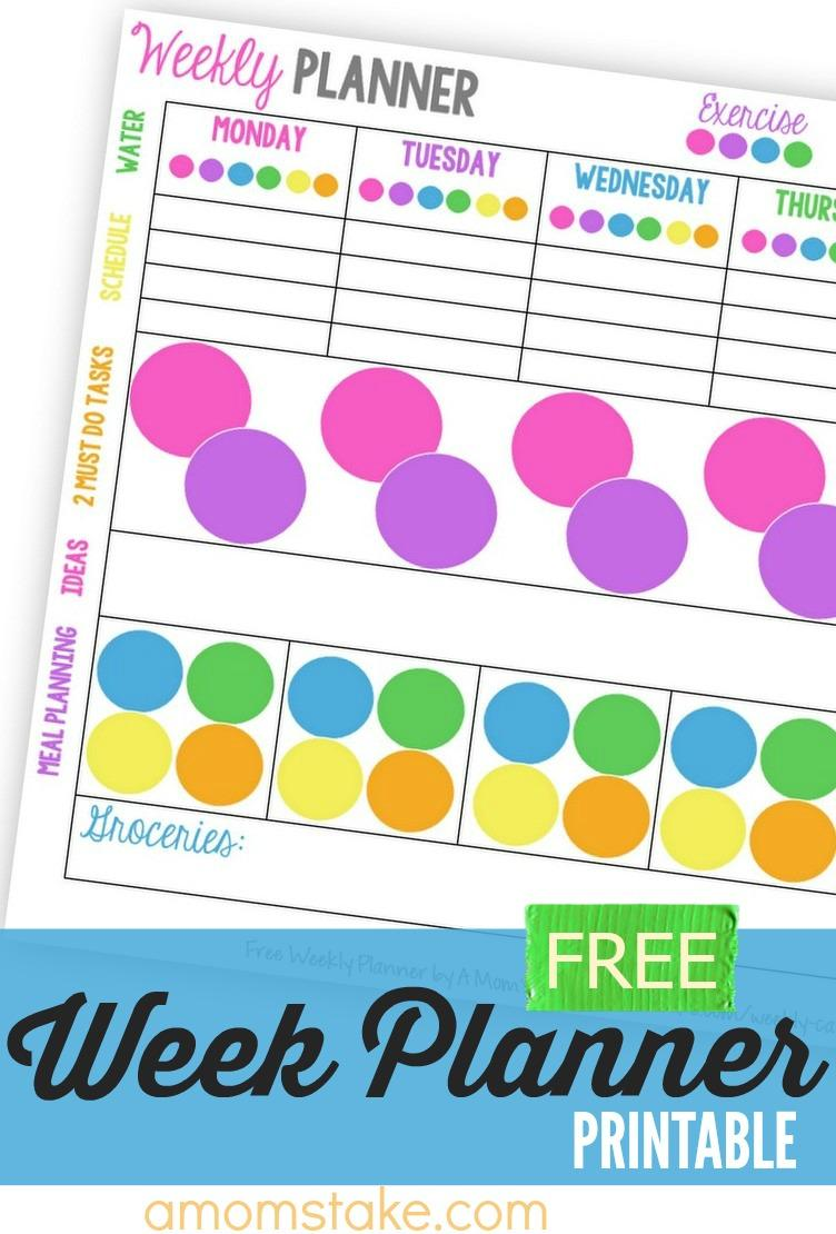 Make #planning interesting with this fun weekly calendar planner #printable http://t.co/lV2d71ljSH http://t.co/p8pGNmrZyp