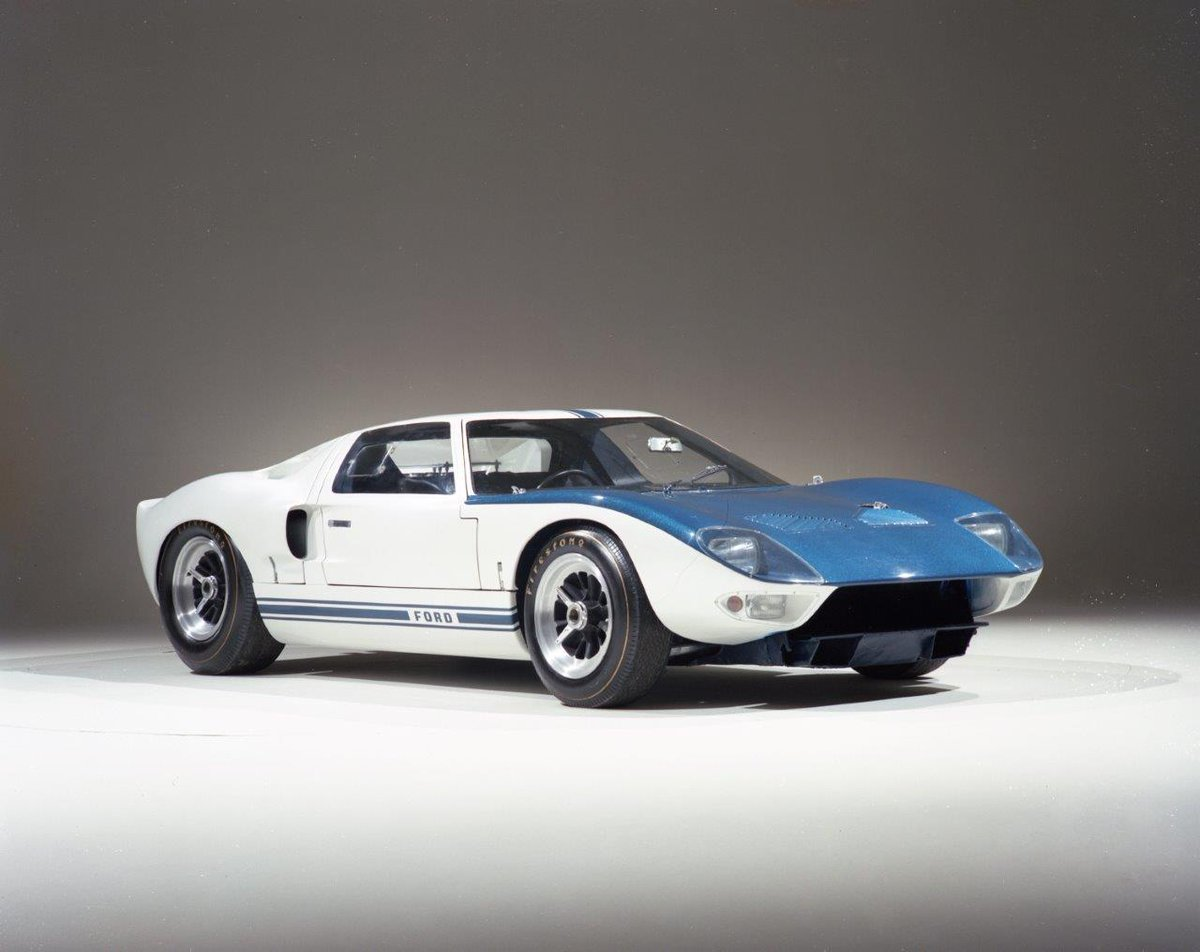 Ford Europe On Twitter Tbt The First Fordgt The Gt  Was Unveiled In England By Forduk On April   T Co Avjrpib Rw