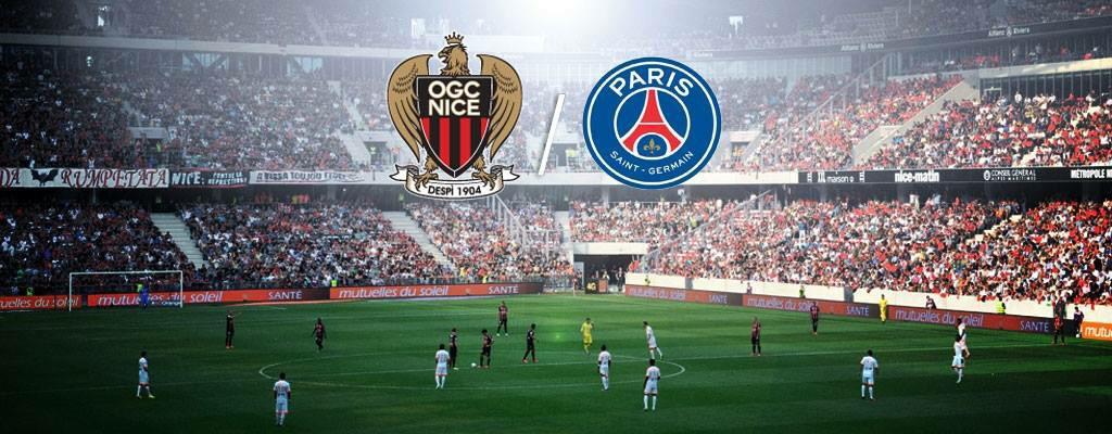 OGC Nice/Paris SG c'est dans deux jours à l'#AllianzRiviera ! #OGCN #PSG #OGCNPSG #Nice #Ligue1 #Foot