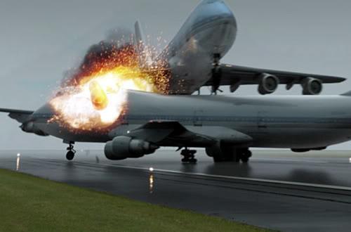 衝突 テネリフェ 空港 事故 ジャンボ機