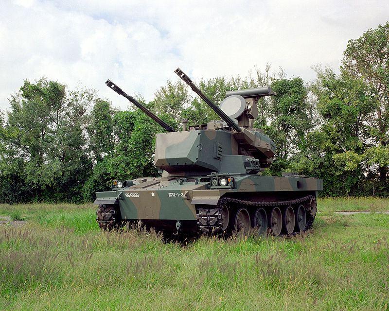 ガンタンク!射撃用意~陸上自衛隊が装備する自走式対空砲。略称を87AW、部隊では「ガンタンク」と呼んでいます~(やまちゃん) pic.twitter.com/SuFNklL45M